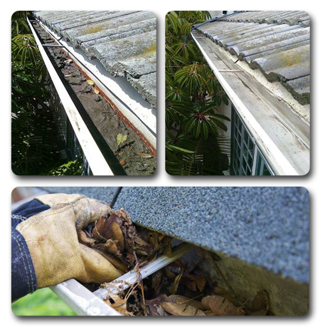 Gutter clearing services for Hull & surrounding area