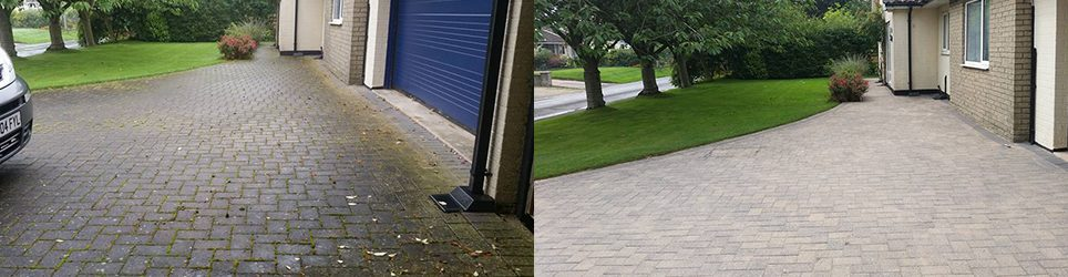Driveway cleaning services for Hull & the surrounding area