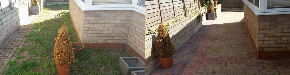 Patio cleaning services for Hull & surrounding area