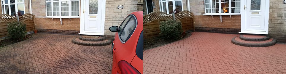 Driveway Cleaning Services for Hull & surrounding area