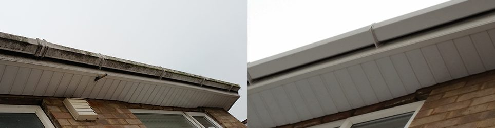 Gutter cleaning services for Hull & surrounding area