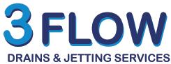 3 Flow Logo